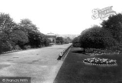 Bradford, Peel Park 1897