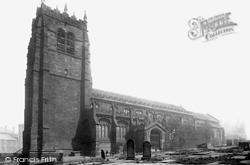 Bradford, St Peter's Church 1891
