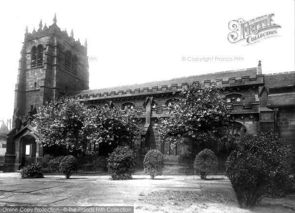 Bradford, St Peter's Church 1897