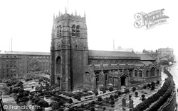 Bradford, St Peter's Church (The Cathedral) 1923