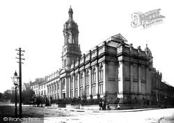 Bradford, Technical College 1890