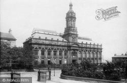 Bradford, Technical College 1897