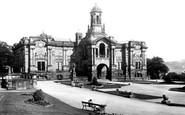 Bradford, The Cartwright Memorial Museum 1921