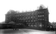 Bradford, The Great Northern Victoria Hotel 1897