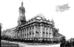 Bradford, The Technical College 1888
