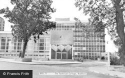 Bradford, The Technical College c.1965