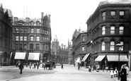 Bradford, Tyrrell Street 1897