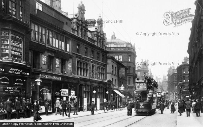 Bradford, Tyrrell Street 1903