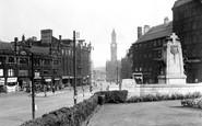 Bradford, Victoria Square c.1950
