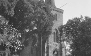 Brading, Church 1935
