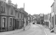 Brading, High Street c.1955