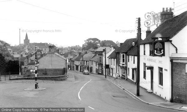 Brading, High Street c.1960