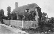 Brading, Little Jane's Cottage 1908