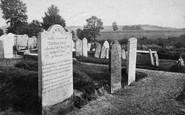 Brading, Little Jane's Grave c.1875