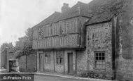 Brading, Old Houses c.1900