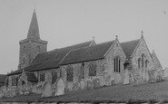 Brading, The Church c.1955