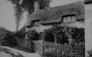Brading, The Dairyman's Daughter's Cottage 1890