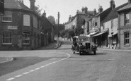 Brading, Village 1935