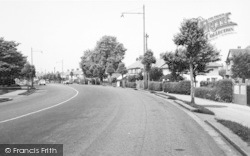 Bradley, Laceby Road c.1960