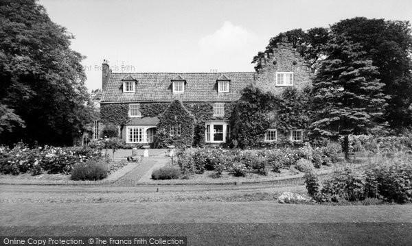 Bradley, The Manor House c.1960