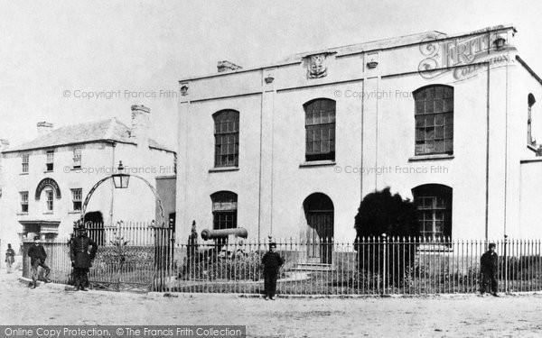 Bradninch, The Guildhall 1870