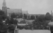 Bradpole, Holy Trinity Church 1902