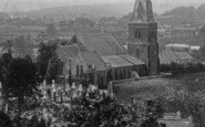 Bradpole, Holy Trinity Church 1907