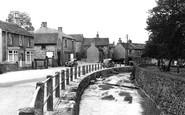 Bradwell, Brookside c1955