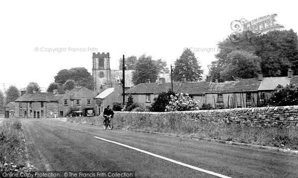 Bradwell, Church Street c1955