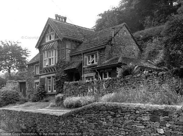 Bradwell, Dale End c1955