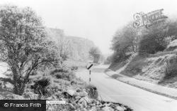 Dale End c.1960, Bradwell