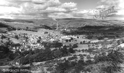 From Bradwell Edge c.1955, Bradwell