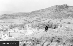 General View c.1960, Bradwell