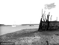 Bradwell-on-Sea, The Quay c.1960