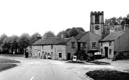 Bradwell, St Barnabas Church c.1955