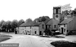 St Barnabas Church c.1955, Bradwell