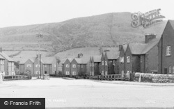 The Council Estate c.1955, Bradwell