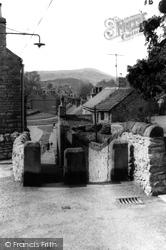 The Steps c.1960, Bradwell