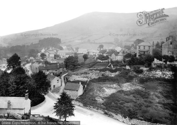 Bradwell, The Village 1919