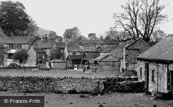 The Village c.1955, Bradwell