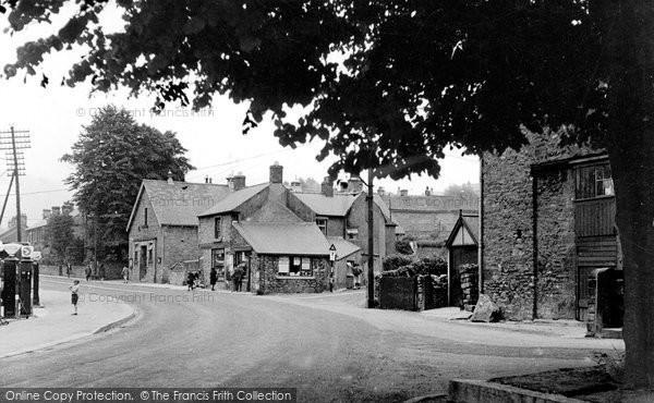 Bradwell, Town End c.1955