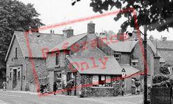 Town End c.1955, Bradwell