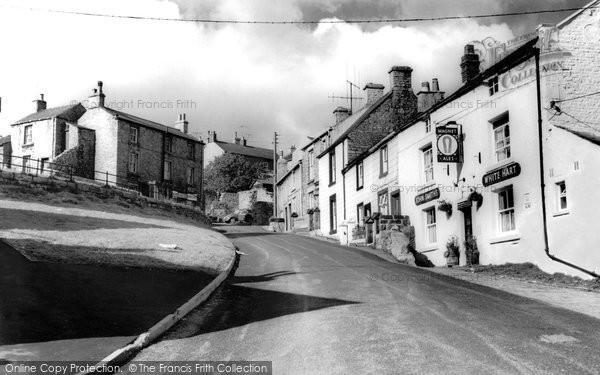 Bradwell, Town Gate c1955