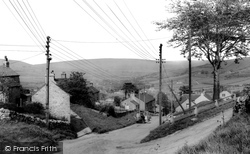 View From Smalldale c.1960, Bradwell