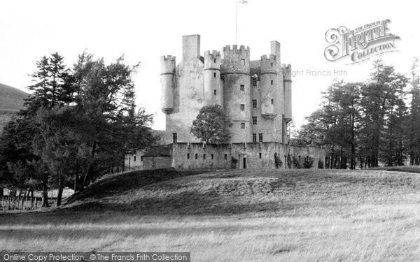 Photo of Braemar, Braemar Castle 1950