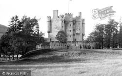 Braemar, Braemar Castle 1950