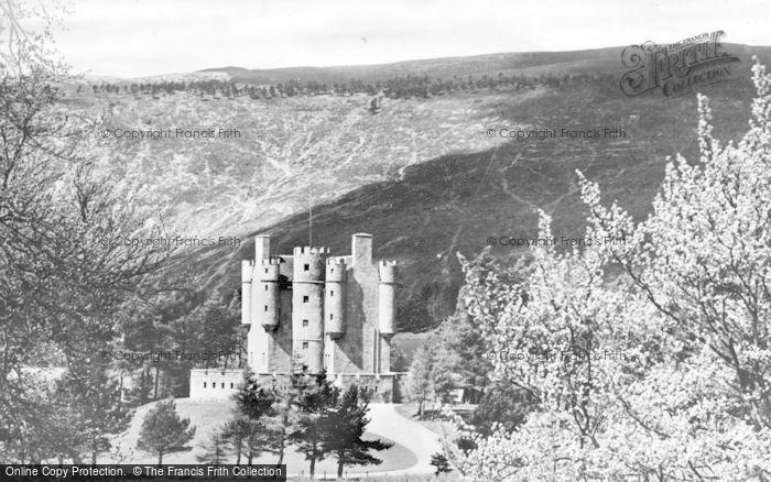 Photo of Braemar, Braemar Castle c.1930