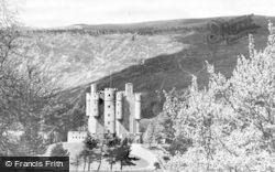 Braemar, Braemar Castle c.1930