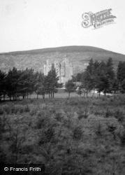 Braemar Castle c.1935, Braemar