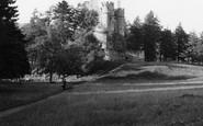 Braemar, Castle 1950